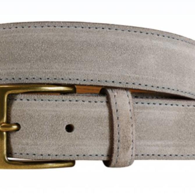 Belted Cow Suede Hampton Collection