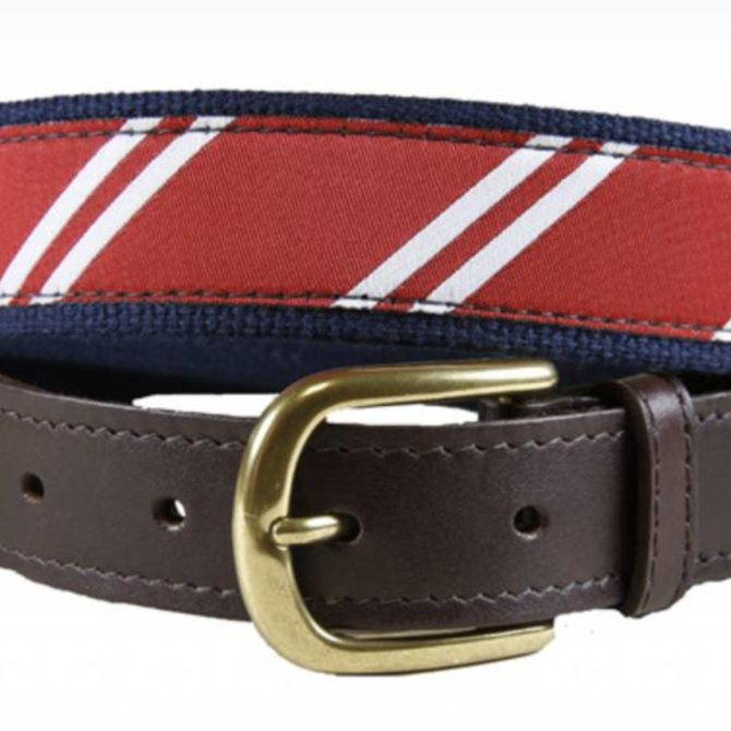 Belted Cow Horizonal Stripe