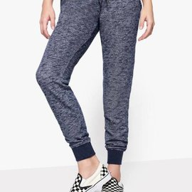 Maddie Blue Knit Jogger