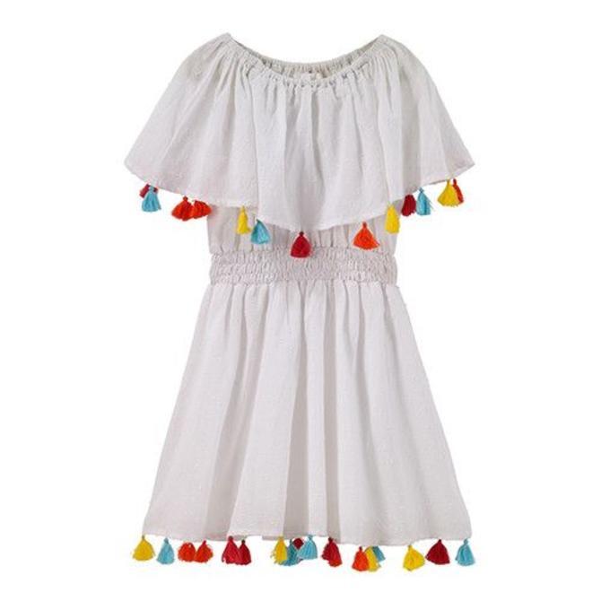 Masala Baby Fun Fair Dress