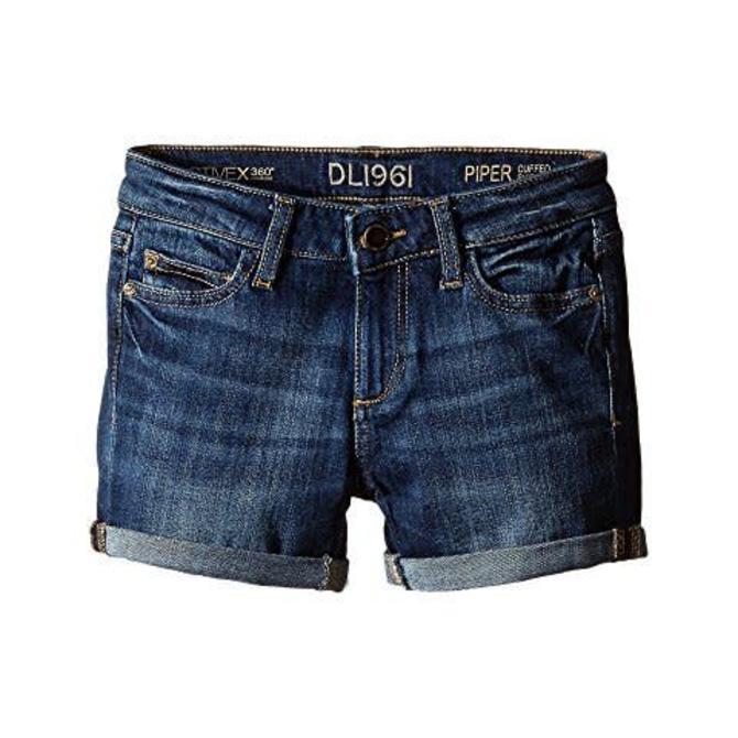 DL1961 Girls Piper Cuffed Shorts