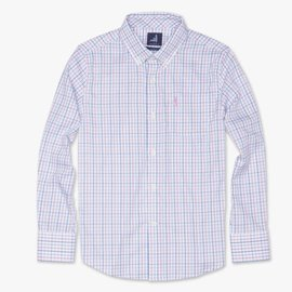 Johnnie-O Johnnie-O Ives Prep-Formance Jr. Button Down