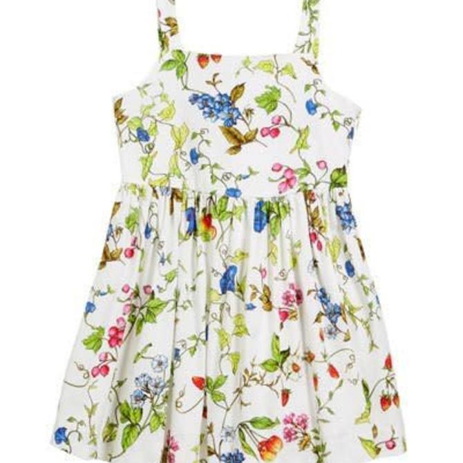Milly Mini Milly Minis Emaline Dress Floral