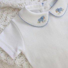 Little English Little English Sheep Pinpoint Shirt
