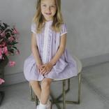 Little English Little English Ballet Ruffled Sally Dress