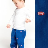 Smiling Button Smiling Button Boys Football Cord Pants