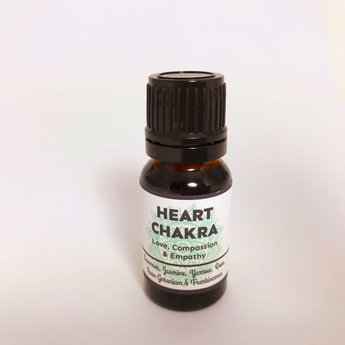 Heart Chakra Essential Oil Blend