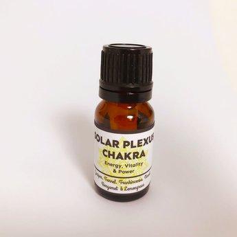Solar Plexus Chakra Essential Oil Blend