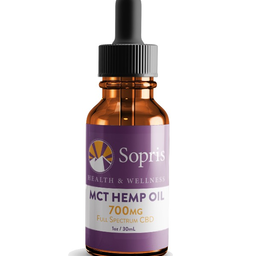 Sopris MCT HEMP OIL - FULL SPECTRUM CBD