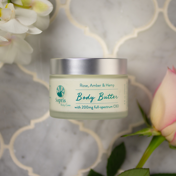 Sopris Body Butter with CBD