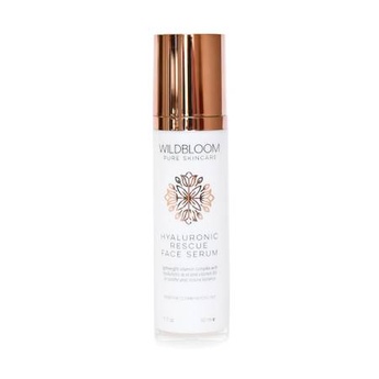 Wildbloom Skincare Hyaluronic Rescue Face Serum