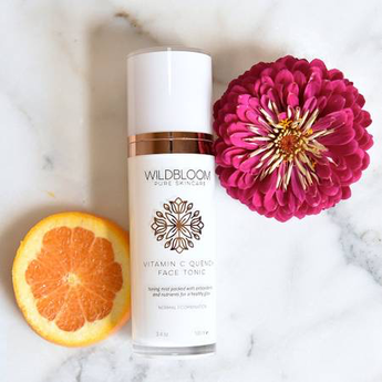 Wildbloom Skincare Vitamin C Quench Face Tonic