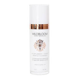 Wildbloom Skincare Face Cleanser - Wildflower + Honey