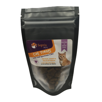 Sopris Cat Treats with Full Spectrum CBD