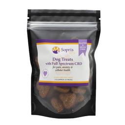 Sopris Dog Treats with Full Spectrum CBD