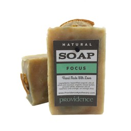Organic Focus Soap Bar
