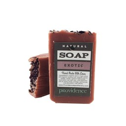Organic Exotic Soap Bar