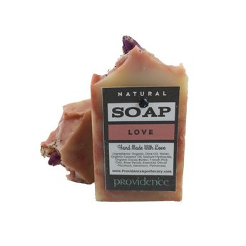 Organic Love Soap Bar
