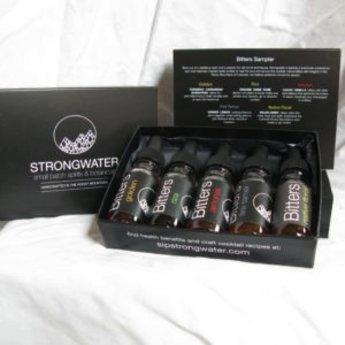 Strongwater Herbal Bitter Sampler Box
