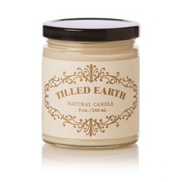 Rosy Rings Tilled Earth Apothecary Candle