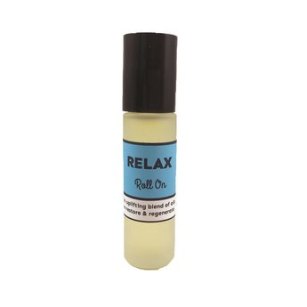 Providence Relax Essential Oil Blend Roll On - 9ml