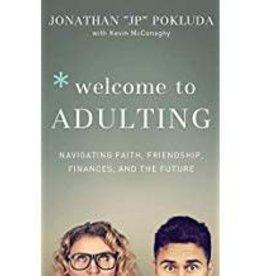 Jonathan Pokluda Welcome to Adulting 8101