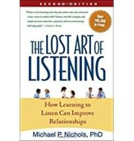 Lost Art of Listening, The 9862