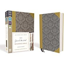NIV Journal the Word Reference Bible, Gold/gray  9362