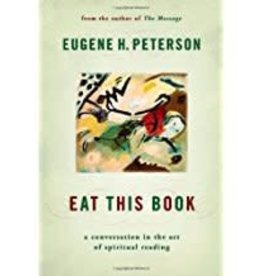 Peterson, Eugene H Eat This Book 4901