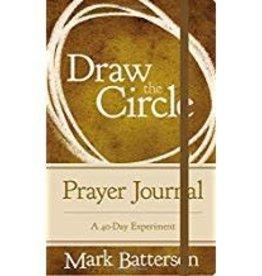 Batterson, Mark Circle Maker Prayer Journal 2693