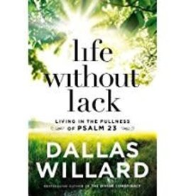 Willard, Dallas Life Without Lack 1842