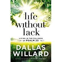 Willard, Dallas Life Without Lack 1842