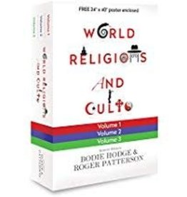 ken ham World Religions and Cults Box Set 9714