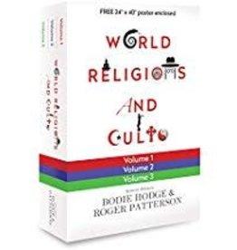 ken ham World Religions and Cults Box Set