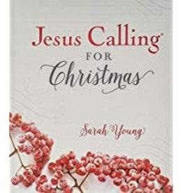 Young, Sarah Jesus Calling for Christmas - Devotional 9184