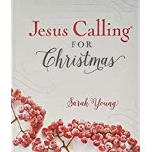 Young, Sarah Jesus Calling for Christmas - Devotional 9184