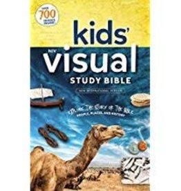 NIV Kids Visual Study Bible