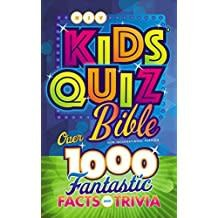 NIV Kids Quiz Bible 3222