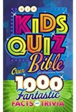 NIV Kids Quiz Bible