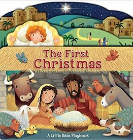Allia Nolan-Zobel Little Bible Playbook:  The First Christmas 1807