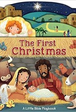 Allia Nolan-Zobel Little Bible Playbook:  The First Christmas