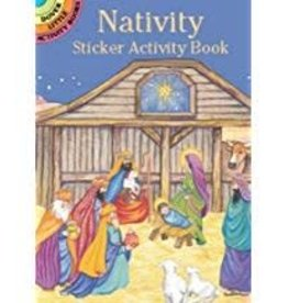 DeVries, Catherine Nativity Sticker Activity Book