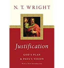 Wright, N.T. Justification:  God's Plan and Paul's Vision 1393