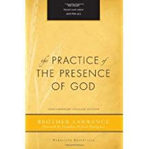 Brother Lawrence Practice of The Presence
