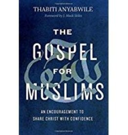 Thabiti Anyabwile Gospel for Muslims,  6841
