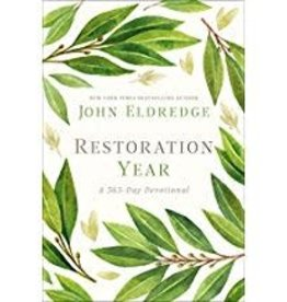 Eldredge, John Restoration Year:  A 365-Day Devotional 9484