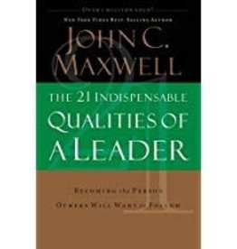 Maxwell, John The 21 Indispensable Qualities of a Leader 9043