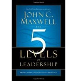 Maxwell, John The 5 Levels of Leadership 3656