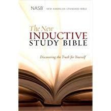 NASB New Inductive Study Bible-Hardcover 8014