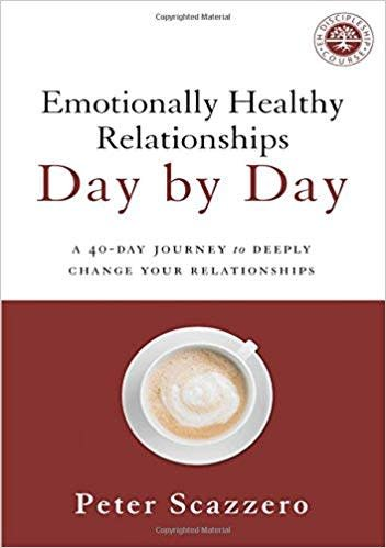 Scazzero, Pete Emotionally Healthy Relationships Day By Day 9594